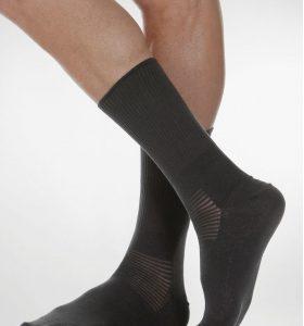 Κάλτσες Διαβητικών κοντές, X-static